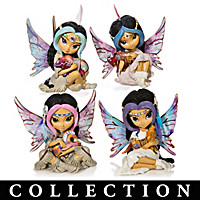 Charming Spirits Figurine Collection