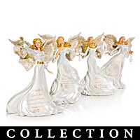 Dona Gelsinger's Guiding Lights Angel Figurine Collection