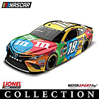 Kyle Busch 2017 Paint Scheme Diecast Car Collection
