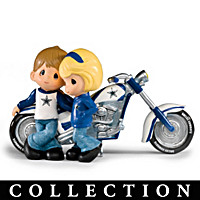 Highway To The Top Cowboys Figurine Collection