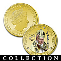 The Pope John Paul II Coin And Medallion Collection