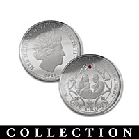 The Royal Silver Crown Coin Collection
