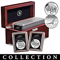 The All-New State Silver Dollar Coin Collection