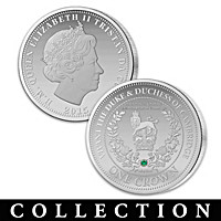 The All-New 2015 Royal Crown Coin Collection