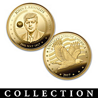 John F. Kennedy 100 Anniversary Legacy Proof Coin Collection