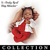 Tiny Miracles Their Own Little World Doll Collection