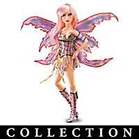 Amy Brown Believe Doll Collection