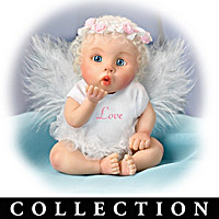 Heaven's Littlest Angels Baby Doll Collection