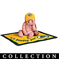 Green Bay Packers #1 Fan Baby Doll Collection