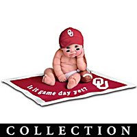 Oklahoma Sooners #1 Fan Commemorative Baby Doll Collection