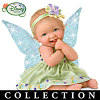 Disney Precious Pixies Baby Doll Collection