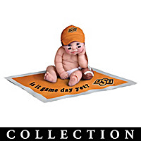 Oklahoma State Cowboys #1 Fan Baby Doll Collection