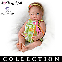 When I Kiss You, Little One Baby Doll Collection