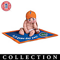 Florida Gators #1 Fan Commemorative Baby Doll Collection