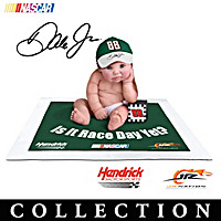 Dale Jr. #1 Fan Commemorative Baby Doll Collection