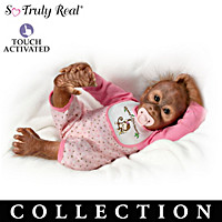 Touch Your Heart Monkey Doll Collection