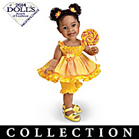What Little Girls Are Made Of Child Doll Collection