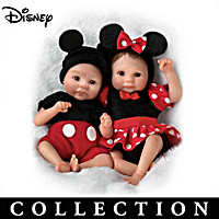 Magical Moments With Disney Baby Doll Collection