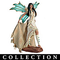 Mystical Maidens Of The Desert Sky Fantasy Doll Collection