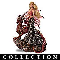 Dragons' Realm Fantasy Doll Collection