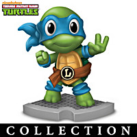Teenage Mutant Ninja Turtles Lil' Dudes Figure Collection