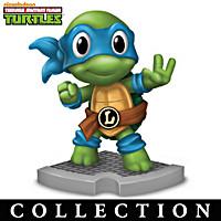 Teenage Mutant Ninja Turtles Lil' Dudes Figure Collection