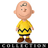 PEANUTS Larger Than Life Portrait Doll Collection
