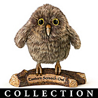 Amazing Baby Owls Doll Collection