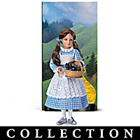 The Wonderful Wizard Of Oz Portrait Doll Collection