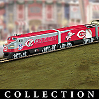 Cincinnati Reds Express Train Collection