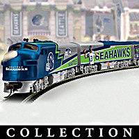 Seattle Seahawks Express Train Collection
