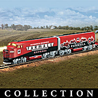 Farmall Delivers Express Train Collection