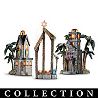 Elegant Holy Night Of Bethlehem Accessory Collection