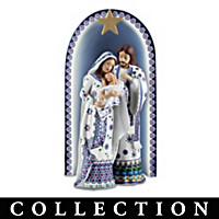 Silent Night Nativity Collection