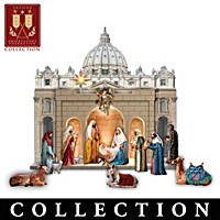 St. Peter's Square Nativity Collection