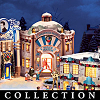 Elvis Rock And Roll Village Collection