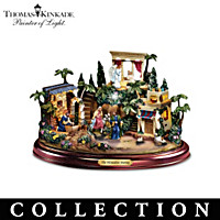 Thomas Kinkade Nativity Collection