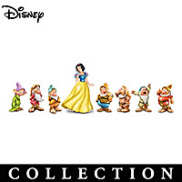 Disney Snow White And The Seven Dwarfs Figurine Collection