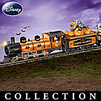 Disney Happy Halloween Express Train Collection