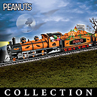 PEANUTS Halloween Express Train Collection