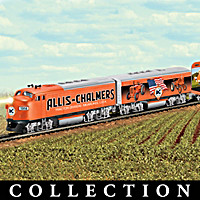 Allis-Chalmers Tractors Express Train Collection