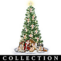Holiday Miracle Christmas Tree Collection