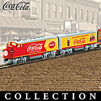 COCA-COLA Delivering Happiness Express Train Collection