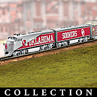 Sooners Express Train Collection