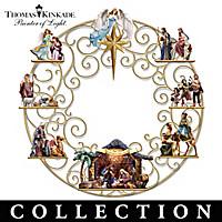 Thomas Kinkade Golden Wreath Collection
