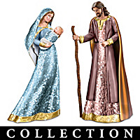 Magnificence Of Mosaic Nativity Collection