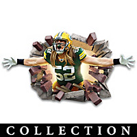 Green Bay Packers Breakout Wall Decor Collection