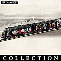 Sons Of Anarchy Express Train Collection