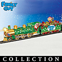 Family Guy Express Train Collection