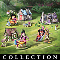 Enchanted Friends Garden Village Collection